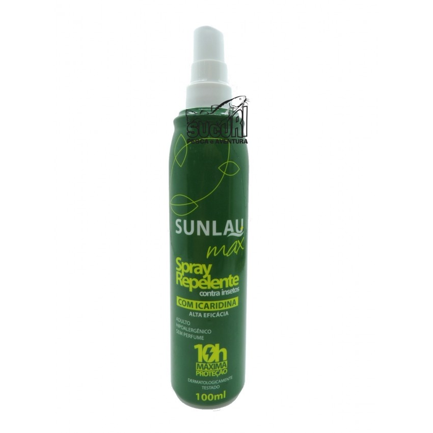 REPELENTE SUNLAU SPRAY MAX