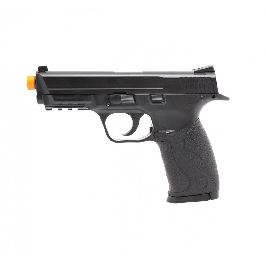 PISTOLA DE AIRSOFT CO2 MP40 6MM