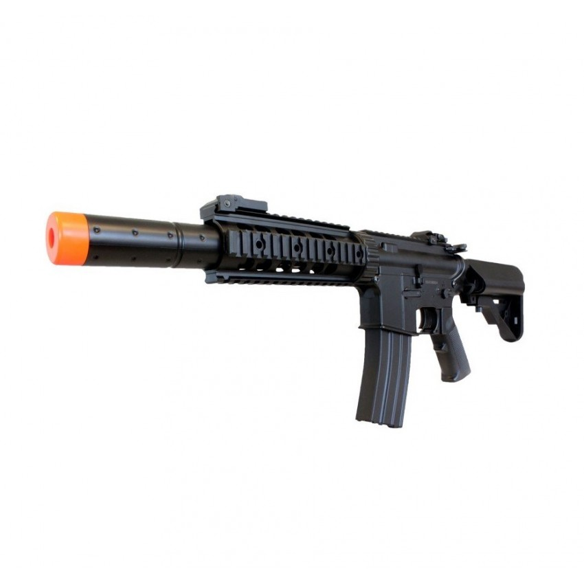 RIFLE DE AIRSOFT M4A1 BLACK 6MM