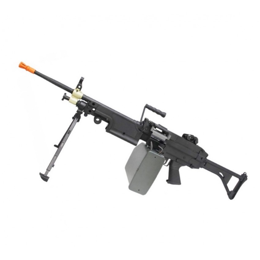 RIFLE DE AIRSOFT M249 MK1 6MM