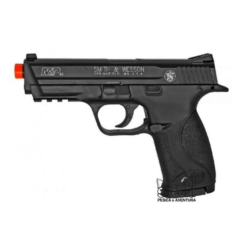 PISTOLA AIRSOFT SMITH & WESSON M&P 40 6MM