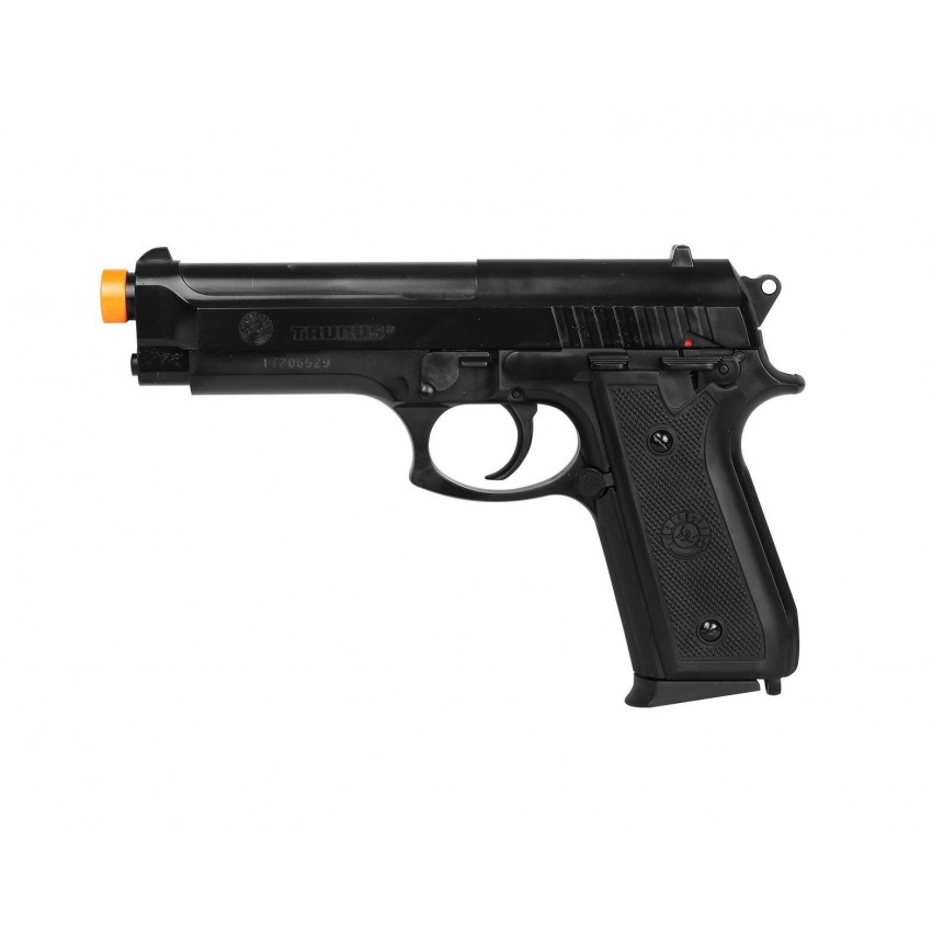 PISTOLA DE AIRSOFT TAURUS PT92 6MM ABS