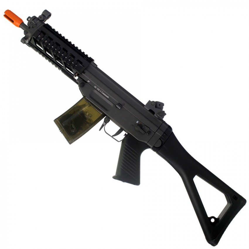 RIFLE AIRSOFT SIG SAUER 552 RIS 6MM