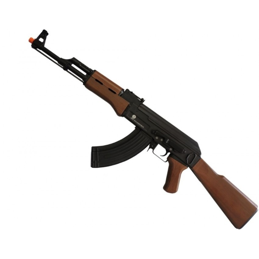 RIFLE AIRSOFT AK 47 BLOW BACK 6MM