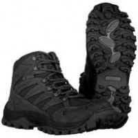 BOTA TRACTOR HIKING PRETO