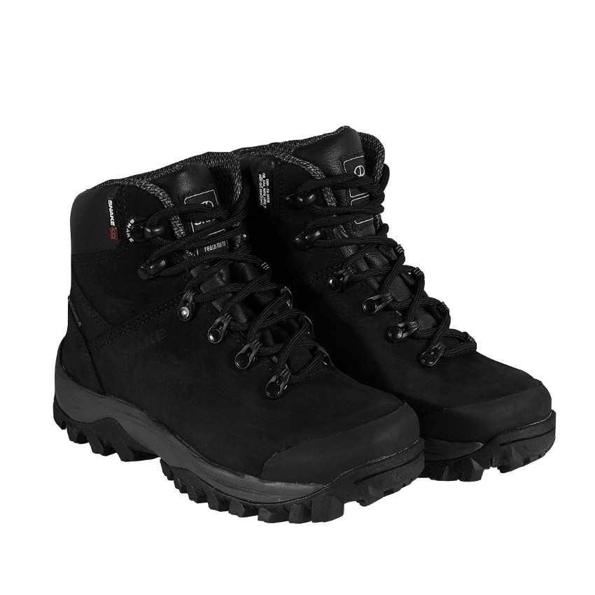 BOTA FREME LIGHT DRY 40 PRETO