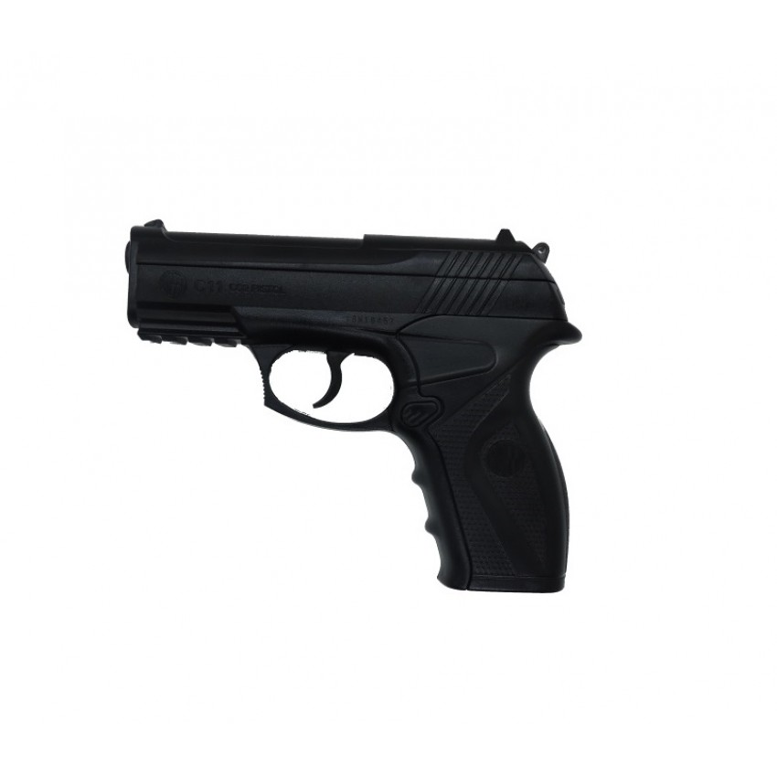 PISTOLA CO2 C11 4,5MM WINGUN