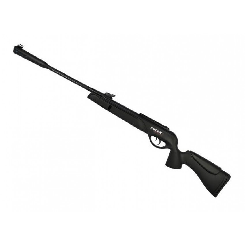 CARABINA DE PRESSÃO SOCOM 1000 TACTICAL 4.5mm