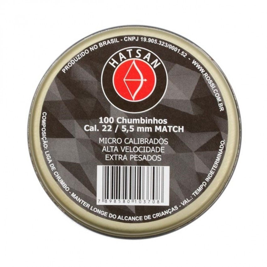 CHUMBINHO HATSAN MATCH 5.5MM
