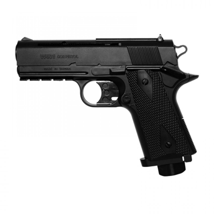PISTOLA WINGUN W401 CO2 4,5MM