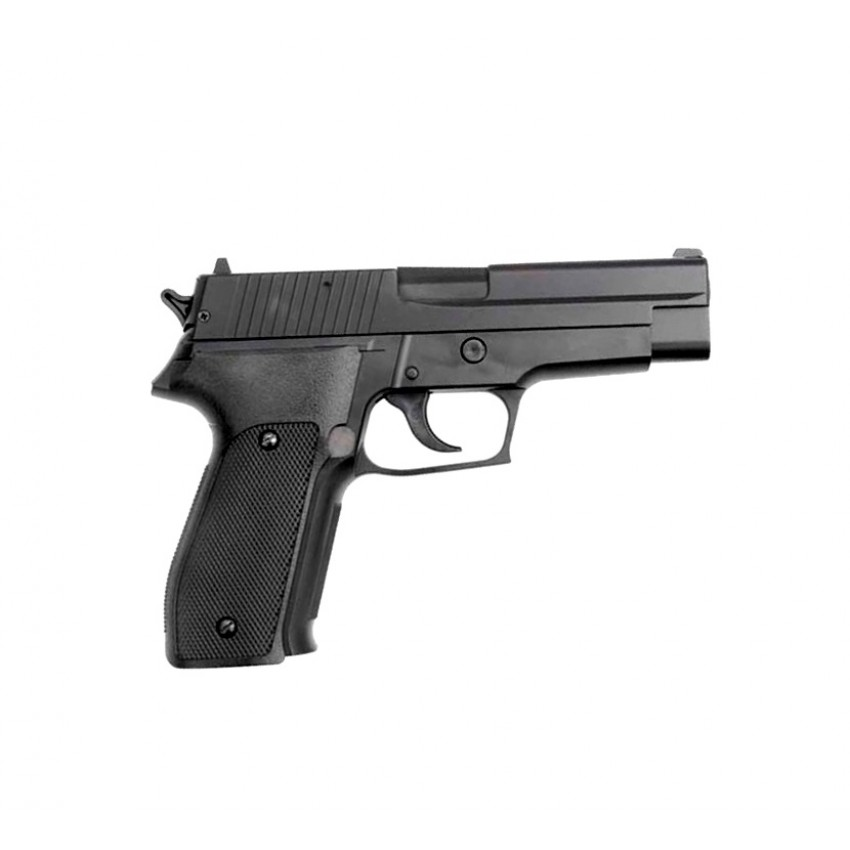 PISTOLA PRESSÃO P226 MOLA SLIDE METAL 4.5MM